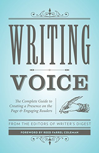 The Writer's Toolkit: Finding Your Voice