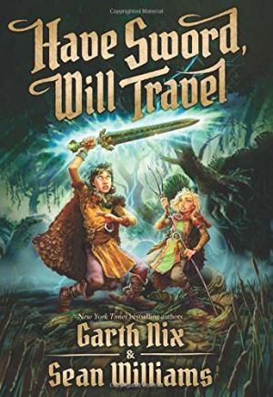 MG Book Launch: Have Sword, Will Travel by Garth Nix & Sean Williams