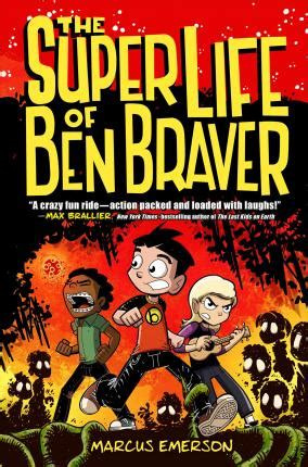 MG Book Launch: The Super Life of Ben Braver by Marcus Emerson