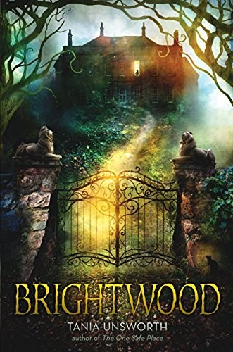 MG Book Review: Brightwood by Tania Unsworth