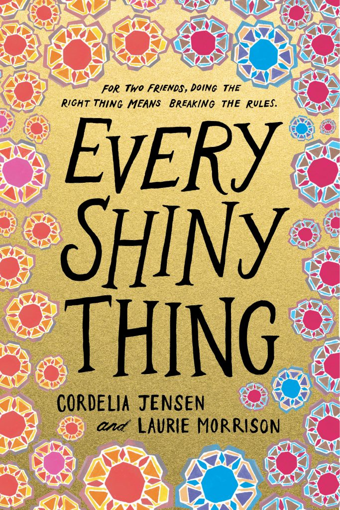 Book Launch: Every Shiny Thing by Laurie Morrison and Cordelia Jensen