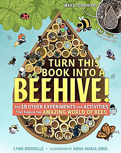 MG Book Launch: Turn This Book into a Beehive by Lynn Brunelle