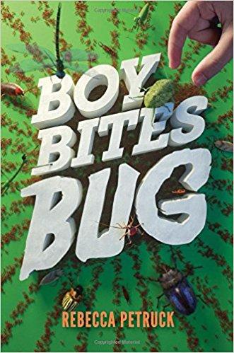 Book Launch: Boy Bites Bug by Rebecca Petruck