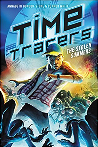 Book Launch: Time Tracers by Annabeth Bondor-Stone and Connor White