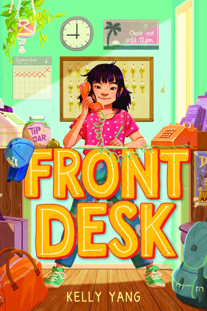 Book Launch: Front Desk by Kelly Yang
