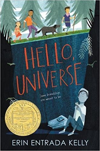 MG Book Review: HELLO, UNIVERSE by Erin Entrada Kelly