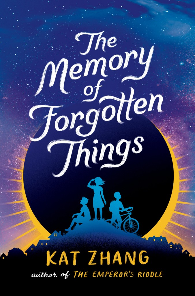 Book Launch: The Memory of Forgotten Things by Kat Zhang