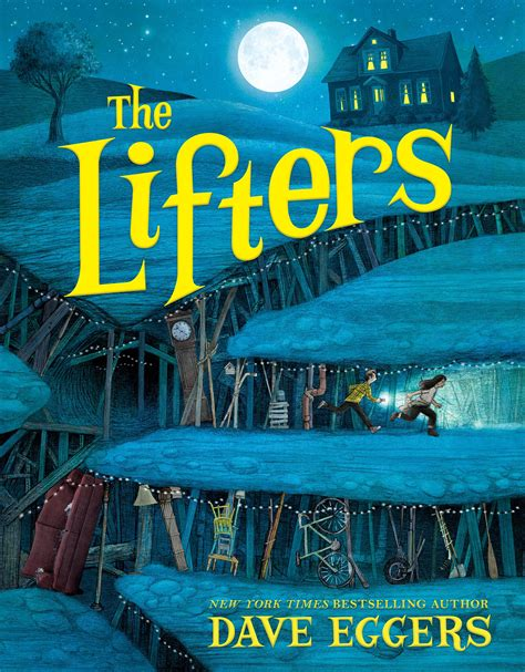 MG Book Review: The Lifters by Dave Eggers
