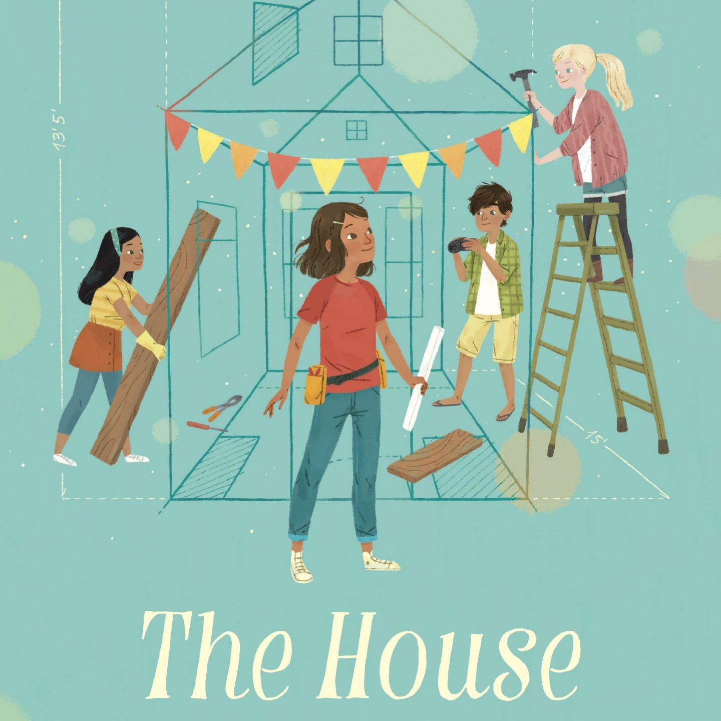 Book Launch: The House That Lou Built by Mae Respicio Koerner