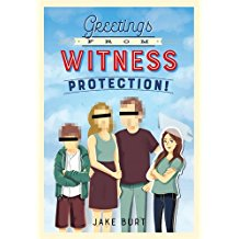 MG Book Review: Greetings From Witness Protection by Jake Burt