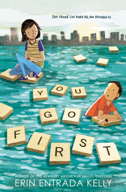 MG Book Review: You Go First by Erin Entrada Kelly