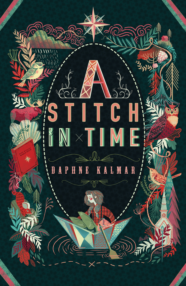 MG Book Review: A Stitch In Time by Daphne Kalmar