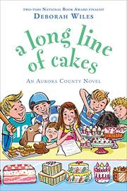 MG Book Launch: A Long Line of Cakes by Deborah Wiles