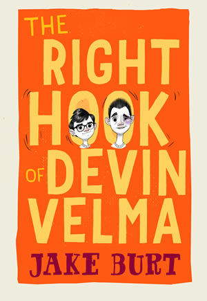 Book Review: The Right Hook of Devin Velma by Jake Burt