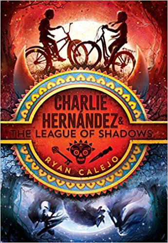 MG Book Review: Charlie Hernandez & the League of Shadows by Ryan Calejo