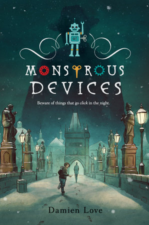 MG Book Review: Monstrous Devices by Damien Love