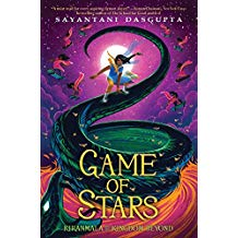 MG Book Review: Game of Stars by Sayantani Dasgupta