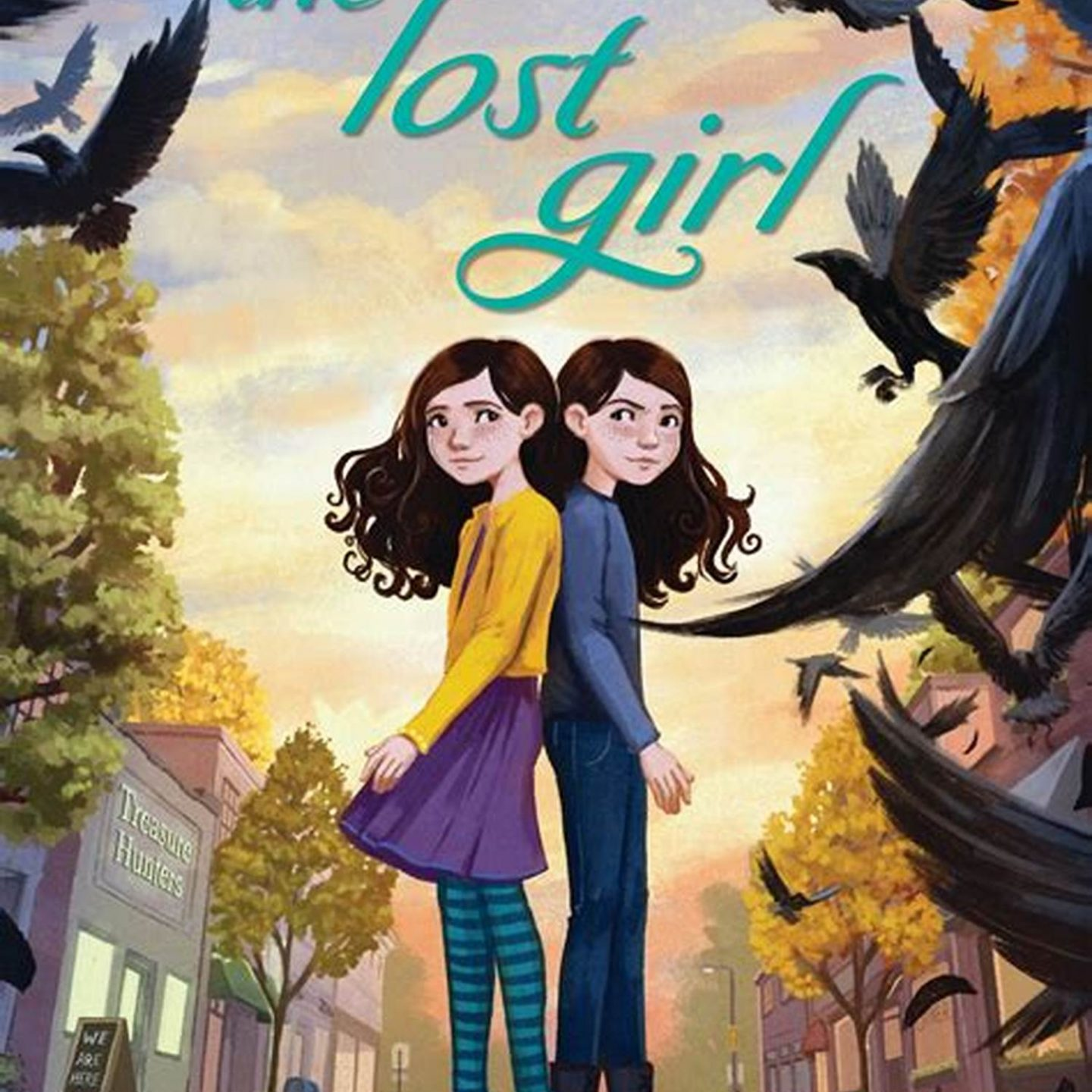 MG Book Review: Lost Girl by Anne Ursu