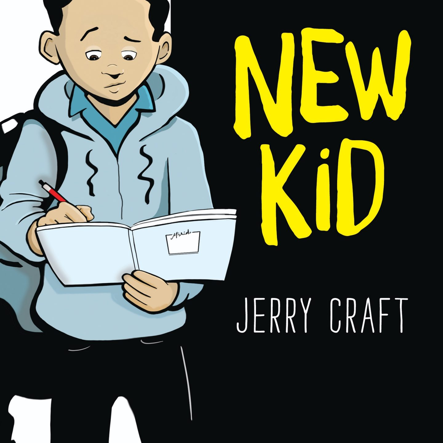 MG Book Launch: New Kid by Jerry Craft