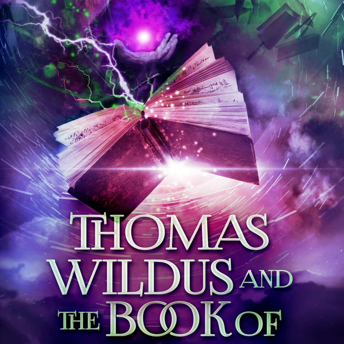 MG Book Review: Thomas Wildus and the Book of Sorrows by J.M. Bergen