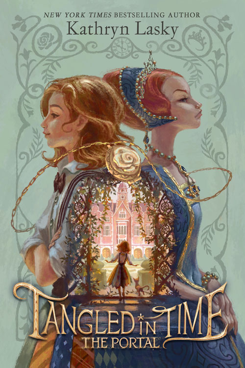 Book Review: Tangled in Time: The Portal by Kathryn Lasky