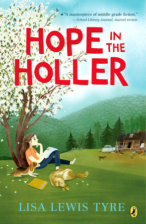 Hope In The Holler by @LisaLewisTyre Paperback Birthday