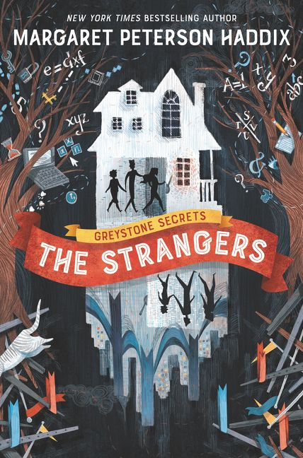 MG Book Review: The Strangers by Margaret Peterson Haddix
