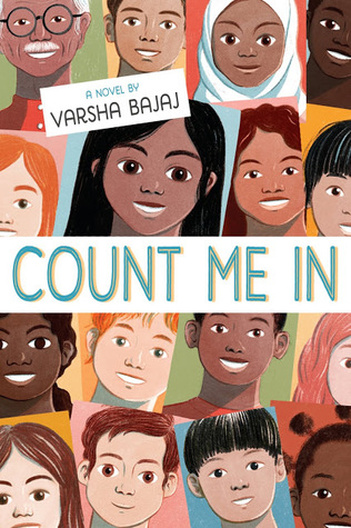 Book Launch: Count Me In by Varsha Bajaj