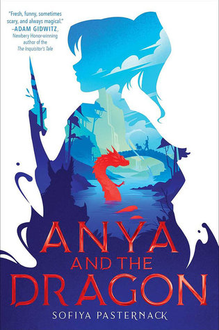 MG Book Review: Anya and the Dragon by Sofiya Pasternack