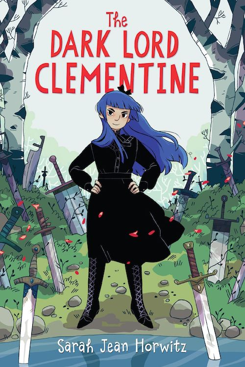 MG Book Review: The Dark Lord Clementine by Sara Jean Horwitz
