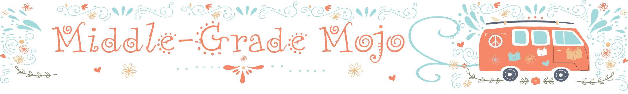 MIDDLE-GRADE MOJO Logo