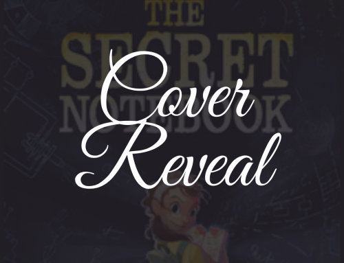 Cover Reveal – The Secret Notebook by D.A. D'Aurelio
