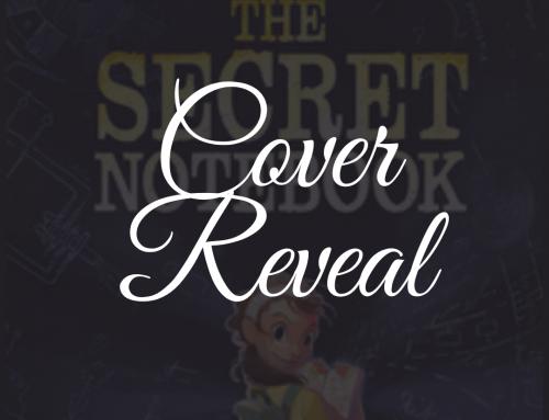 Cover Reveal – The Secret Notebook by D.A. D'Aurelio