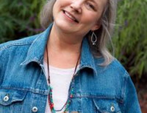 The Mojo Minute with Katherine Applegate