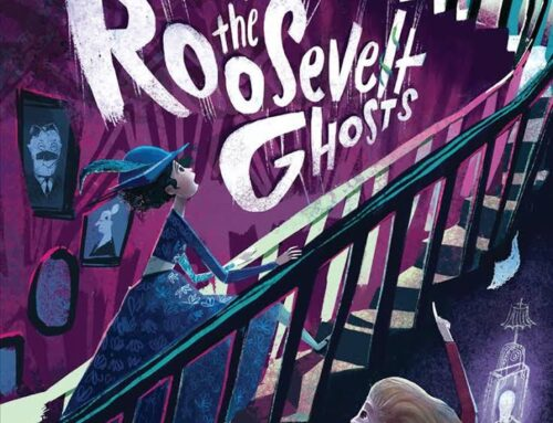 Eleanor, Alice and the Roosevelt Ghosts by Dianne Salerni