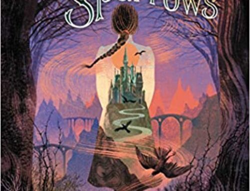 Happy Book Birthday to Cinders and Sparrows by Stefan Bachmann