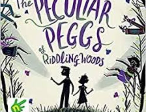 The Peculiar Peggs of Riddling Woods by Samuel J. Halpin