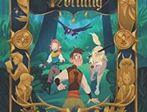 Happy Book Birthday! Fantastic Tales of Nothing