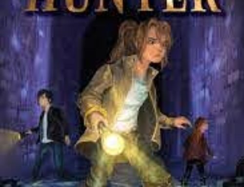 Mo Reading: Lola Benko Treasure Hunter by Beth McMullen
