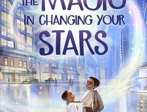 Mo Reading: The Magic in Changing Your Stars by Leah Henderson