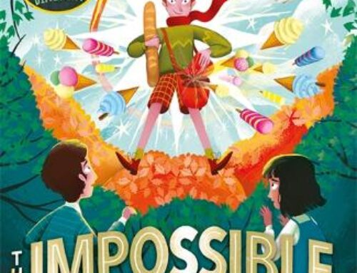 Mo Reading: The Impossible Boy by Ben Brooks