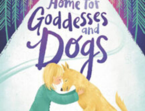 Mo Reading: A Home for Goddesses and Dogs by Leslie Connor