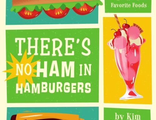 There's No Ham in Hamburger Book Birthday!