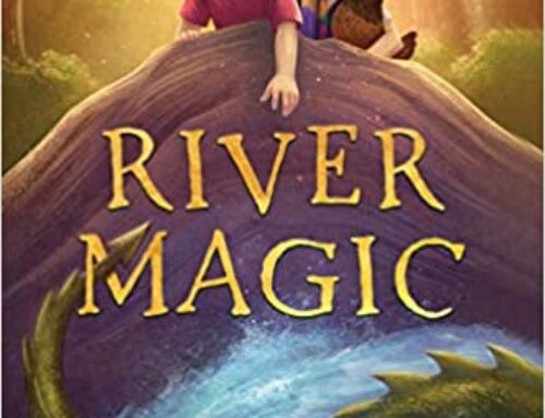 NEW MG Book: River Magic by Ellen Booraem