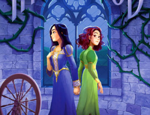 NEW MG Book: Thornwood by Leah Cypess