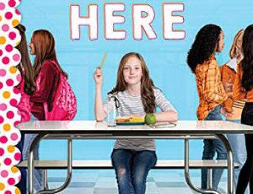 MG Book Launch: CLIQUE HERE by Anna Staniszewski