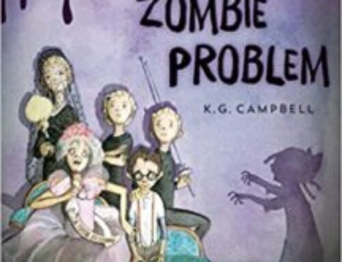 MO Reading: A SMALL ZOMBIE PROBLEM by K. G. Campbell