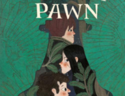 Happy Book Birthday: The Verdigris Pawn by Alysa Wishingrad