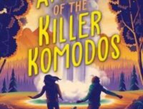 MG Book Review: Attack of the Killer Komodos by Summer Rachel Short