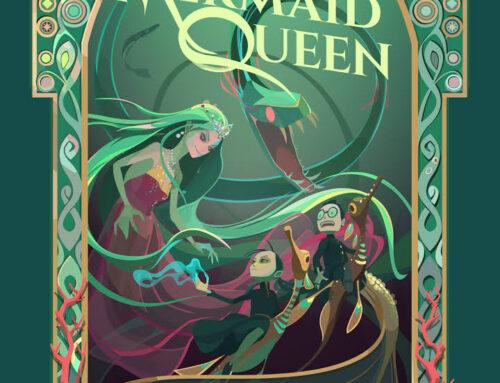 Mojo Books: The Mermaid Queen by Alane Adams